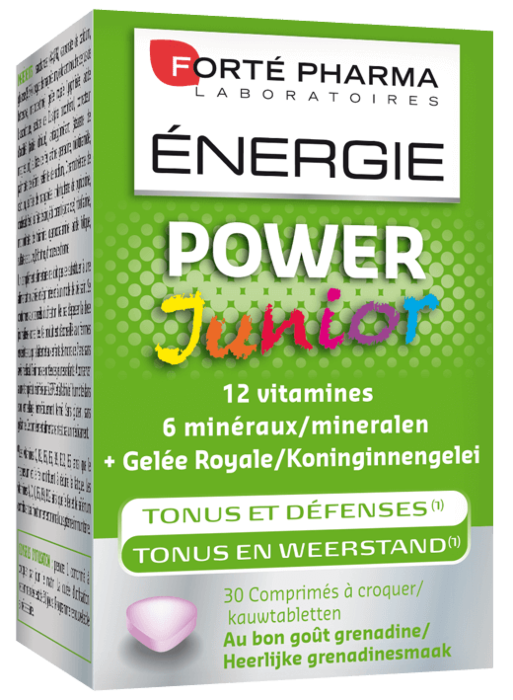 Energy Power Junior 30 Δισκία