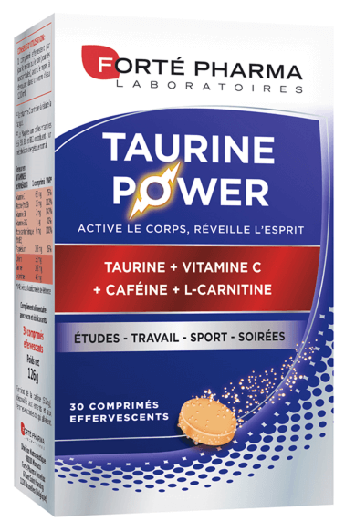 Energie Taurine Power 30caps